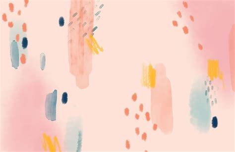 Wallpaper Brush Strokes
