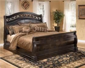 King Size Master Bedroom Sets by Ridgley Ashley Bedroom Set Signature Design Home Pleasant