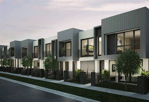 modern townhouse plans type of housing townhouse a small house that is joined