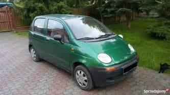 1999 Daewoo Matiz Daewoo Matiz 1999 Radzymin Sprzedajemy Pl