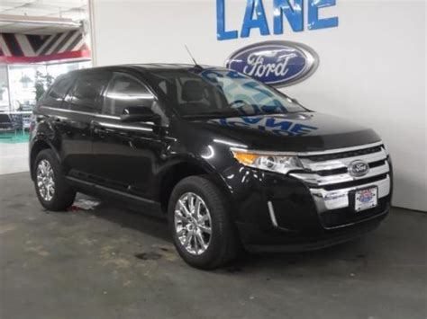 old car manuals online 2013 ford edge auto manual purchase used 2013 ford edge limited in 903 old route 66 north litchfield illinois united states