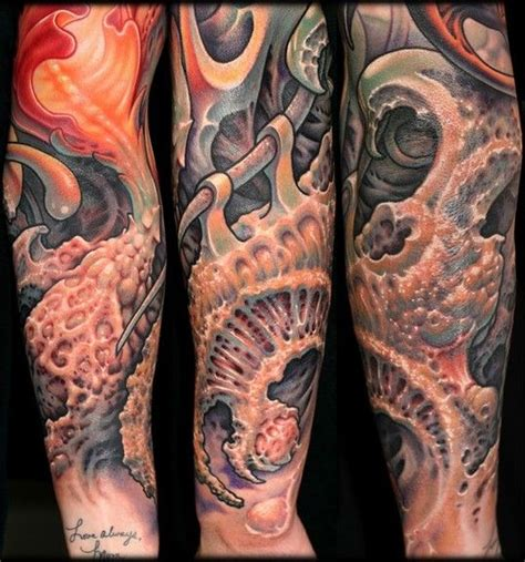biomechanical tattoo austin tx 60 best bioorganic mecanic tattoos images on pinterest