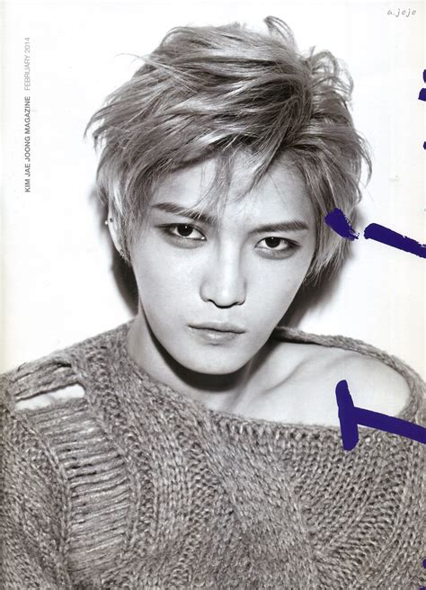 Jae Joong 1st Album Www Who When Why hq scans jaejoong for the jyj magazine no 3 jyj3