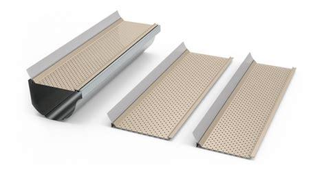 Stop L Gril grille stop gutterclean page d 233 produit araltec goutti 232 re aluminium laqu 233 100 fran 231 ais
