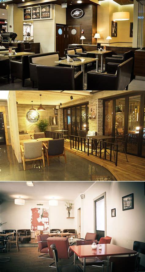 jasa desain interior cafe unik  sederhana  klasik