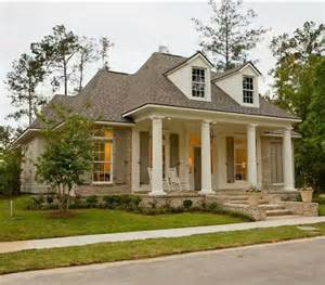 Small House Plans Louisiana The Louisiana Style House Home Decor