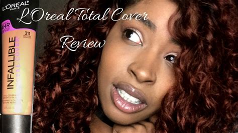 review demo l oreal evercurl new l oreal infallible total cover review demo creme cafe