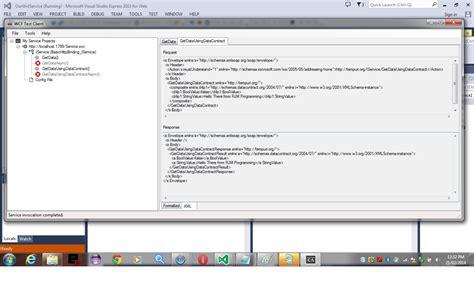 tutorial asp net indonesia asp net vs 2013 express wcf service primer tutorial