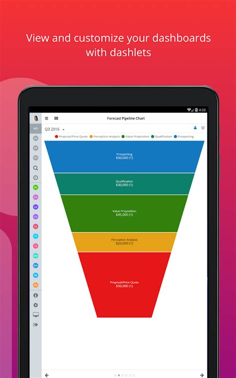 sugarcrm mobile app sugarcrm mobile android apps on play