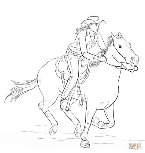 cowgirl coloring page 468 best images about cowboy pioneer and western on pinterest