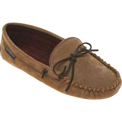 men s house shoes men s slippers moccasins for men academy