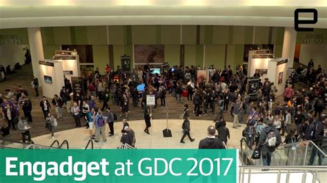 our week at gdc 2017 sonder engadget at gdc 2017 youtube
