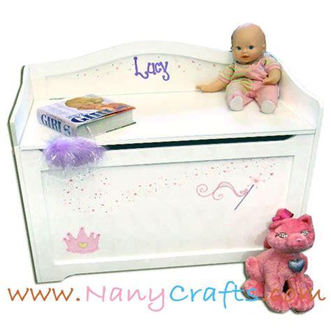 princess toy box bench baby toy box bench princess nany crafts