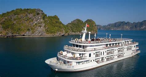 Wooden Designs by Halong Bay Cruise Luxury Overnight Cruise Paradise Cruise