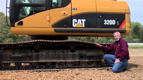 Track Guide Excavator E320 cat 174 excavator undercarriage maintenance tips