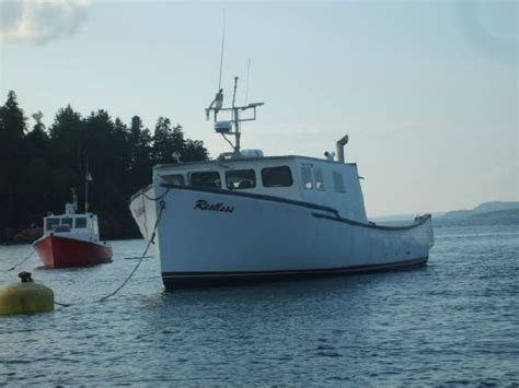lobster boat manufacturers 1979 lobster boat scallop dragger boats yachts for sale