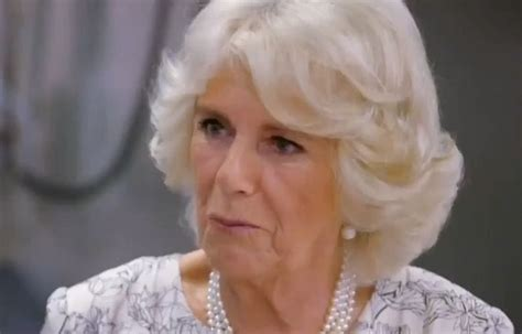 camilla reveals  prince charles favourite food