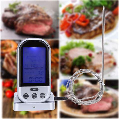 thermom鑼re laser cuisine viande fumeur promotion achetez des viande fumeur
