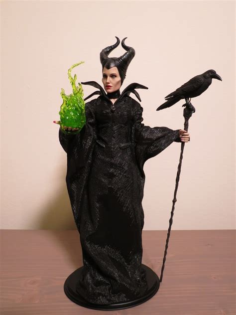 Figure Wings wings not included our review of the sideshow collectibles maleficent sixth scale figure by