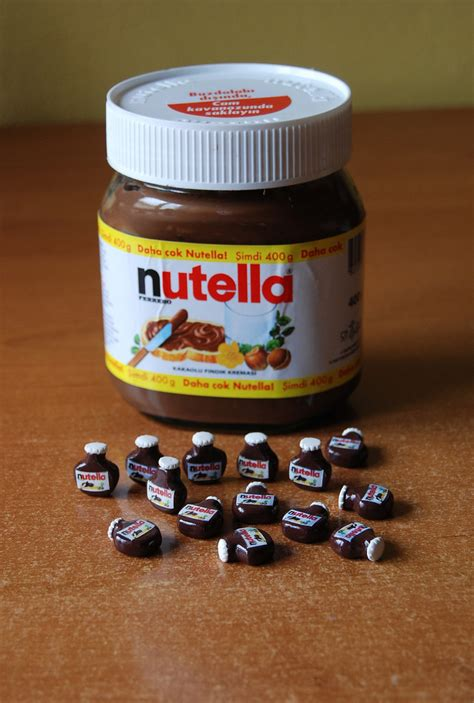 pictures of things mini nutella deniz emek flickr