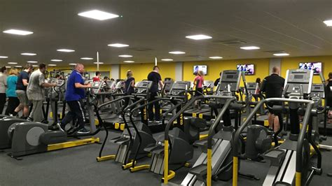 gym kettering personal trainers fitness classes