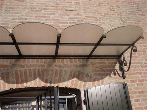 tettoie in ferro battuto e vetro tettoie per terrazzi pergole e tettoie da giardino