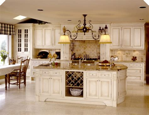 Kitchen Copper Backsplash by Tremendous Cream Kitchen Ideas In Home Decorating Ideas