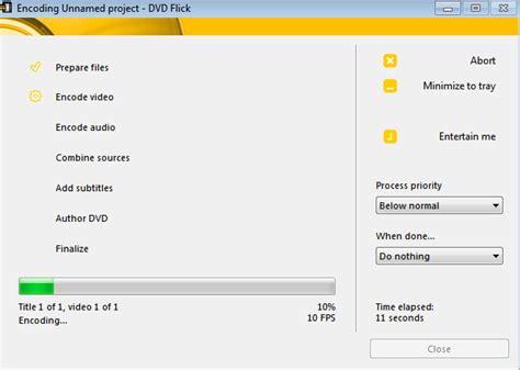 format dvd si hazirlama conversie fisiere video in format dvd si creare disc