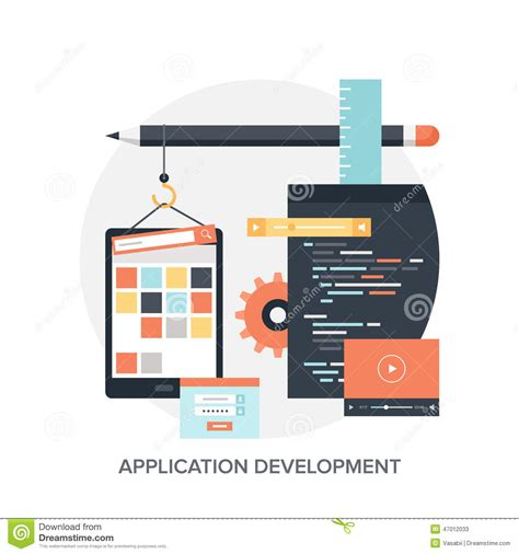 application design concepts for industrial applications application development