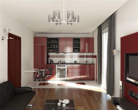 Open Floor Plans Kitchen