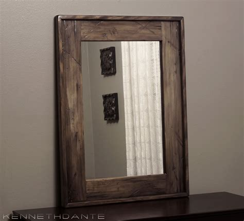 distressed bathroom mirror 28 images rustic bathroom
