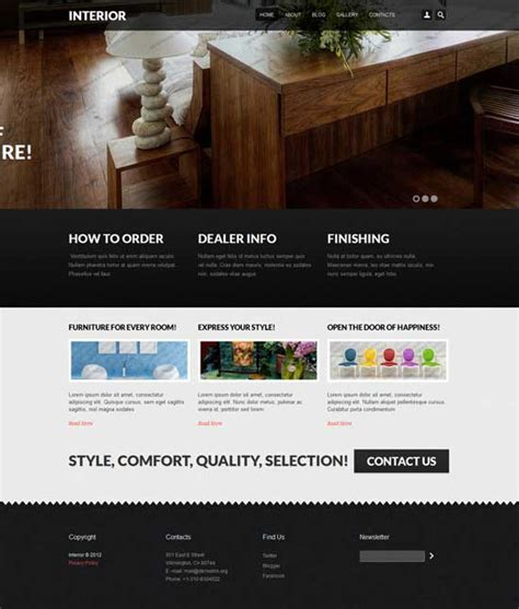 drupal themes for artists 20 kostenlose responsive drupal themes