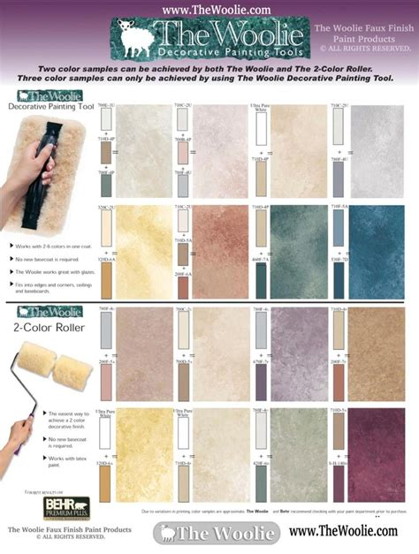 home depot faux finish paint color combinations and ideas