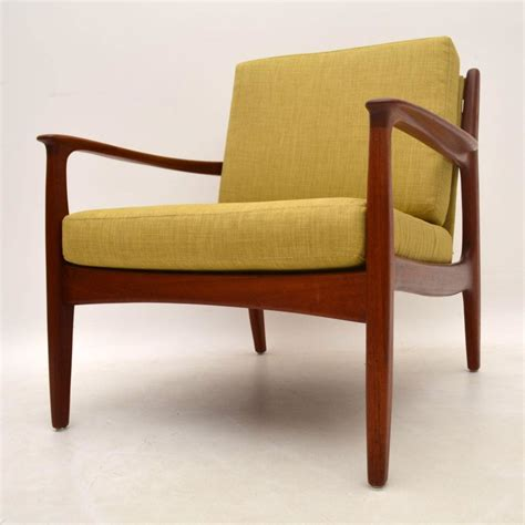 Second Armchair by Retro Teak Armchair Vintage 1960 S Retrospective
