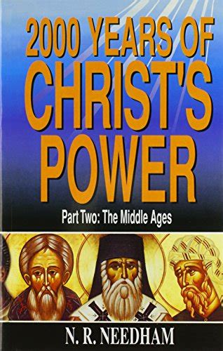 libro 2000 years of christs full 2 000 years of christ s power book series by nicholas r needham
