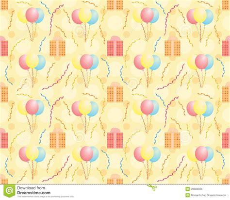 seamless pattern birthday seamless birthday pattern stock images image 29503334
