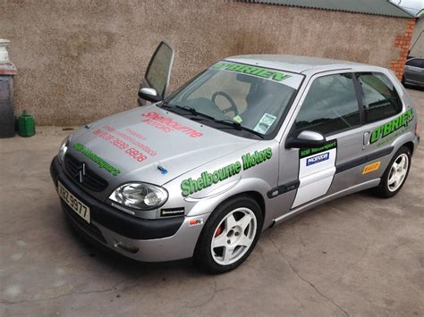 Citroen Rally Car by Citroen Saxo Vts Race Track Rally Car In Dungannon