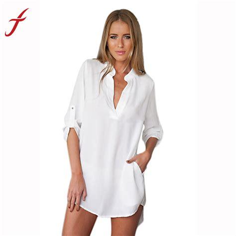 Tunik Zeeta By Dressup 4 Less feitong 2016 autumn dress casual shirt dress