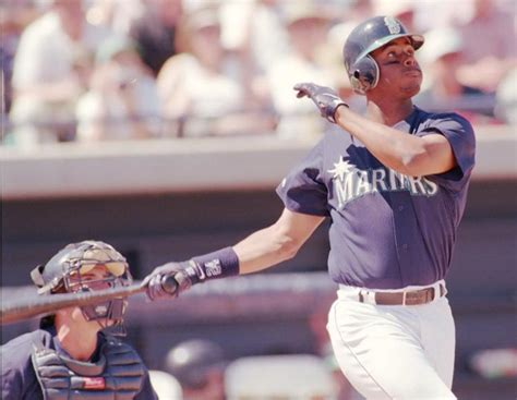 baseball hall of fame selections the daily news ballots ken griffey jr mariners hall of famer by the numbers