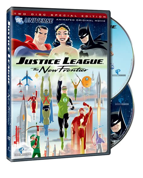 justice league animated film superman homepage