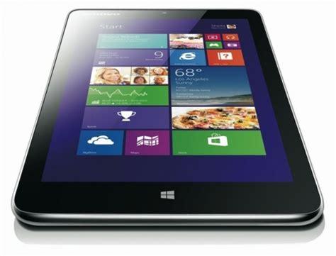 Tablet Lenovo 8 Inchi 8 inch windows 8 1 tablet lenovo miix 2