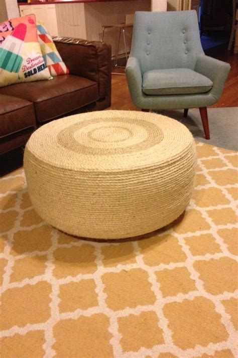 rope tire ottoman 25 best ideas about rope tire ottoman on pinterest tire
