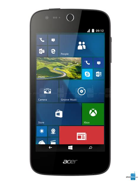 Hp Acer Windows Phone cheap acer liquid m330 with windows 10 launches in the us