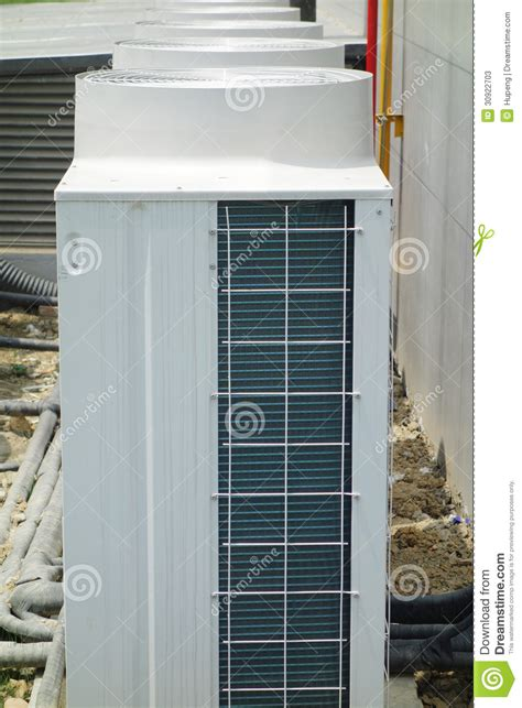 ac house unit air conditioner unit stock photos image 30922703