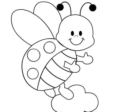 ladybug coloring pages for preschoolers ladybugs free coloring pages