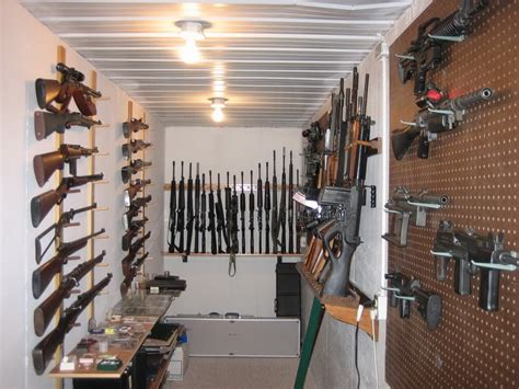 Weapon Closet by A Gallery Of Some Of The Worlds Most Impressive Personal