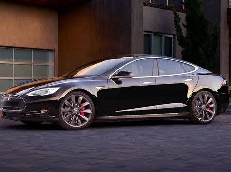tesla model s p85d defies physics business insider