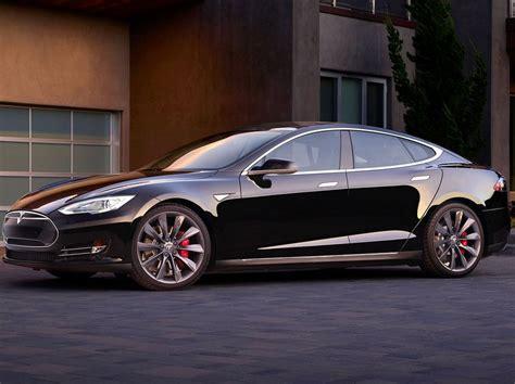 Model 6 Tesla Tesla Model S P85d Defies Physics Business Insider