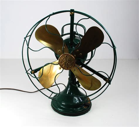 old fashioned desk fan 1917 22c ge 12 quot stationary antique desk fan images frompo