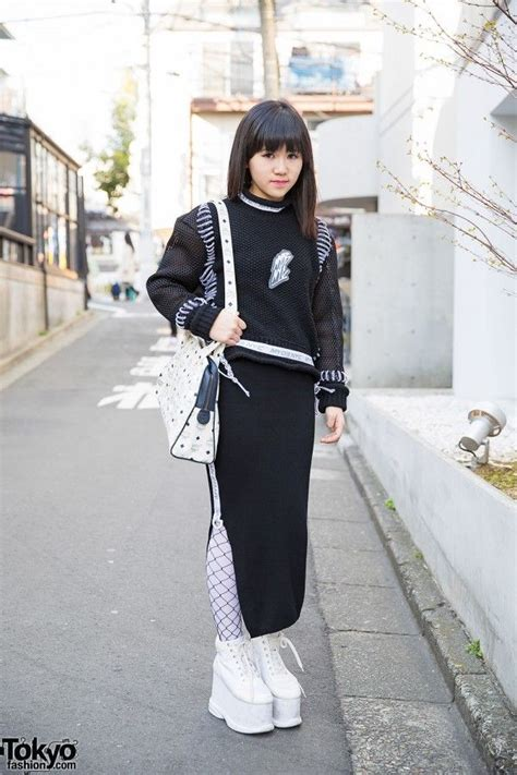 Maxi Ayuka by Ayuka A 16 Year Student She Is Wearing A Black And